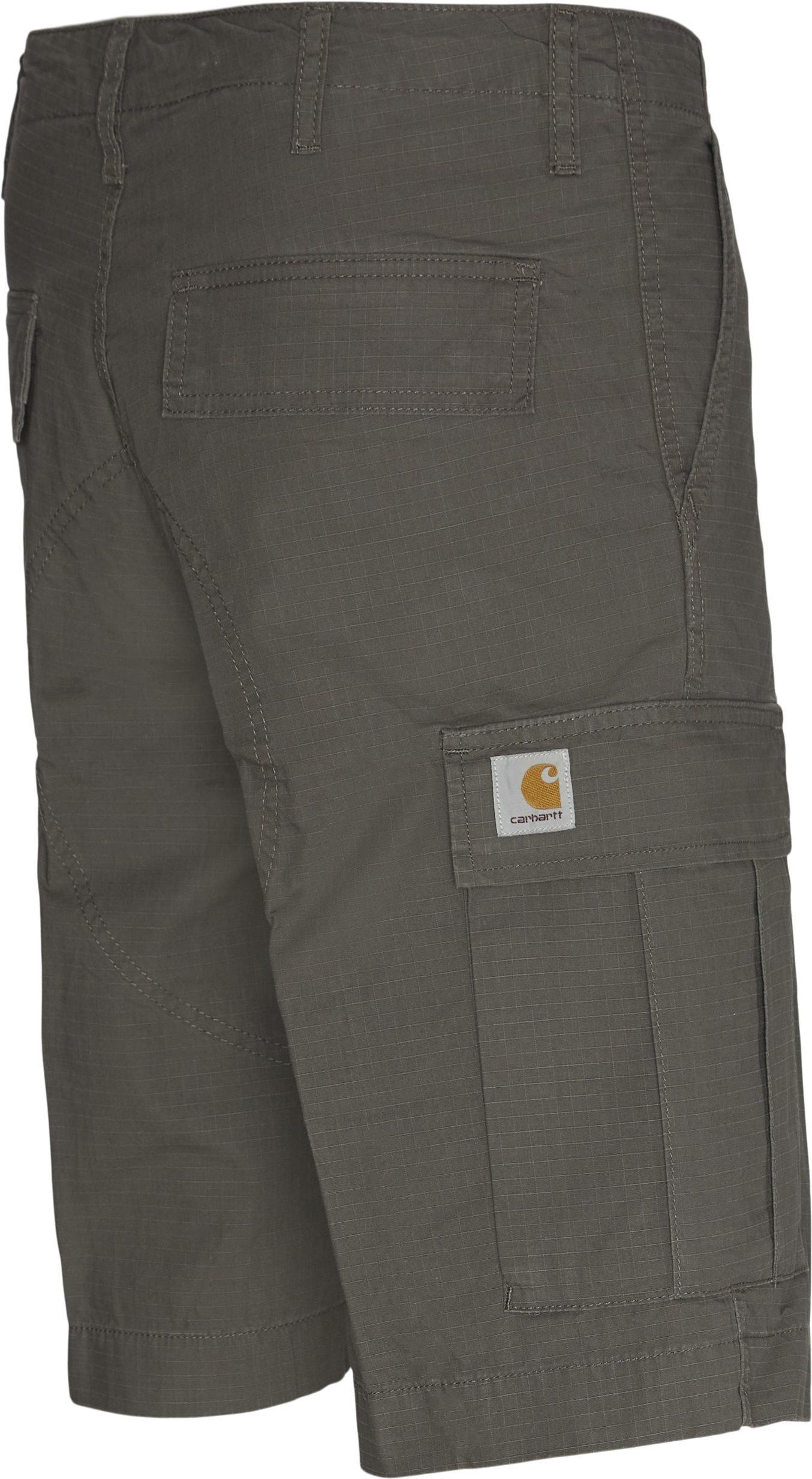 Regular Cargo Shorts I028246 - Shorts - Regular fit - Grå